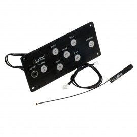 Bluetooth Audio Receiver Board   V4.0 with Control Panel - BRB6P