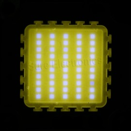 2pcs 50W 45mil (38mil Red) Chips Multicolor High Power LED Panel 50 Watt Lamp Light DIY