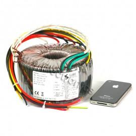 1000VA Hand Made Toroidal Transformer 1kW 110V 115V 220V 230V 240V Amp Amplifier