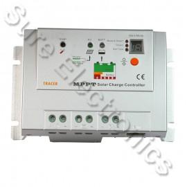EPsolar Tracer 2215RN MPPT Solar Battery Charge Controller Regulator 20A 12/24V