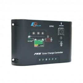 EPsolar EPRC10EC Light Control PWM Solar Battery Charge Controller 10A 12/24V