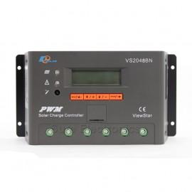 EPsolar ViewStar VS2048BN PWM Solar Battery Charge Controller Regulator 20A