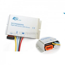 EPsolar DCCP10060DPR LED Driver Waterproof Power supply 3.3A 50W/12V 100W/24V