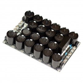 50A 100V 94000uF Fast Recovery Rectifier Capacitor Bank Board - XL