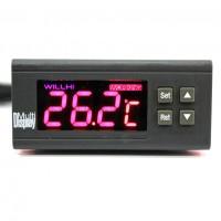 WH9048A 12V Digital Temperature Temp Controller Thermostat + Sensor -50℃~110℃