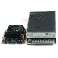 2 X 100W Class D Audio Amplifier STA508 w Delta 24V 350W PMT Power Supply