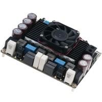 2 x 500Watt Class D Audio Amplifier Board - LV