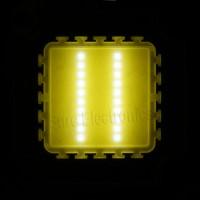 5pcs 20W 45mil (38mil Red) Chips Multicolor High Power LED Panel 20 Watt Lamp Light DIY (10 series in 2 parallel)