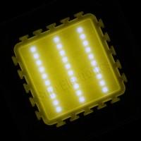 2pcs 30W 45mil (38mil Red) Chips Multicolor High Power LED Panel 30 Watt Lamp Light DIY