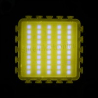 5pcs 50W 45mil (38mil Red) Chips Multicolor High Power LED Panel 50 Watt Lamp Light DIY