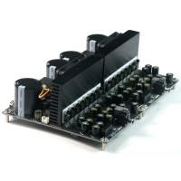2 x 2500 Watt Class D Audio Amplifier Board -IRS2092