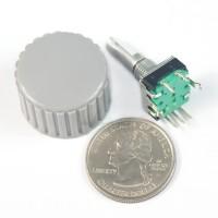 12mm Rotary Encoder Switch With Keyswitch,10pcs