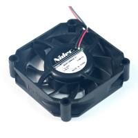 1pcs Nidec M60R12MMAB-51 DC Axial Fow Fans 12V 0.08A 3Pin 60x60x15mm Black
