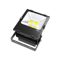 Flood light w heatsink for green led lighting 70W 30V 1800mA 282*220*117mm black