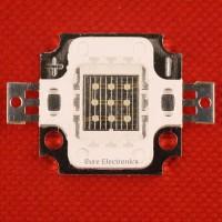 2pcs 10W 45mil (38mil Red) Chips Multicolor High Power LED Panel 10 Watt Lamp Light DIY (9 series in 1 parallel)