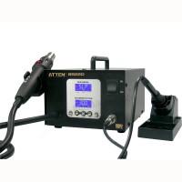 ATTEN AT-8502D Pro Hot Air Rework + Iron Soldering  220V ESD