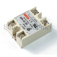 Solid State Relay SSR-40DD 40A/5-60VDC 3-32VDC