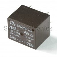 SANYOU SRD-S-112DM 12VDC Coil Power Relay