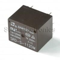 SANYOU SRD-S-112DM 12VDC Coil Power Relay