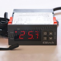 All-Purpose Temperature Controller STC-1000 Thermostat Aquarium with sensor 110V