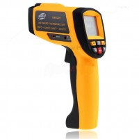 Benetech GM2200 Non-contract Ir Laser Point Temperature Gun Infrared Thermometer