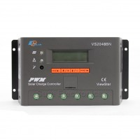 EPsolar ViewStar VS2048BN PWM Solar Battery Charge Controller Regulator 20A