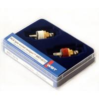 2pcs WBT-0210Ag Ms HiFi Silver Plated Nextgen RCA Socket