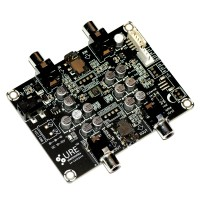 Digitally Controlled Stereo Electronic Audio Volume Control Board VC04 - NJM1109