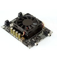 2 X 50 Watt Class D Audio Amplifier TDA7492 Combo Kit (for Gaming Kiosks) w MW 24V 100W Power Supply