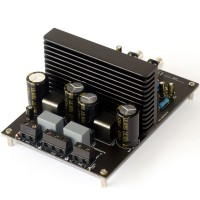 2 x 125 Watt Class D Audio Amplifier Board - IRS2092