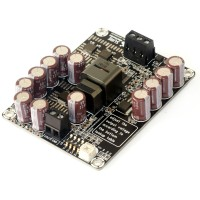 100W SEPIC Converter for Audio Amplifier in car