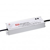 Mean Well HLG-185H-24B 24V 7.8A Power Supply LED Driver Water & Dust-proof