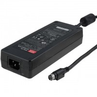 Mean Well GS160A24-R7B Desktop Adapter Power Supply Charger 24V 6.67A 160W 4pin